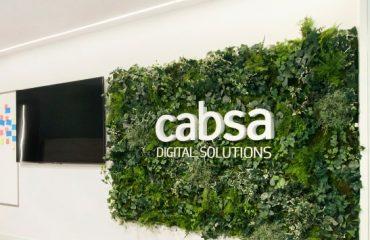 Decoración para oficinas modernas con plantas